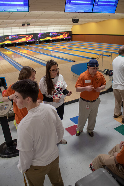 2019 State & Area Bowling Tournaments