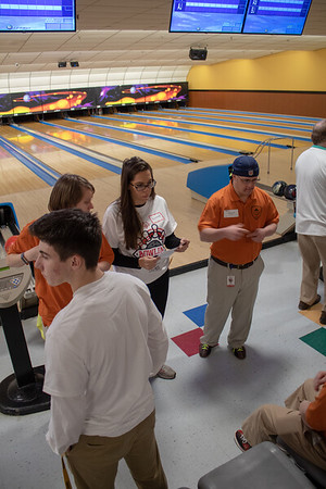NCC Bowling Tournament