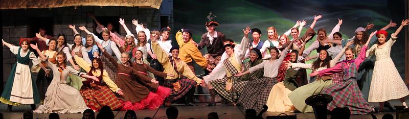 2012 Brigadoon Performances