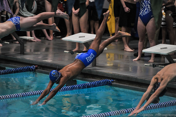 CSW - 2017 : Swimming v Salesianum