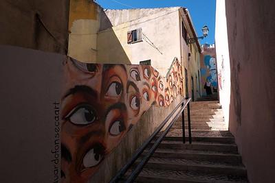 Up and down the hill to Castelo de São Jorge