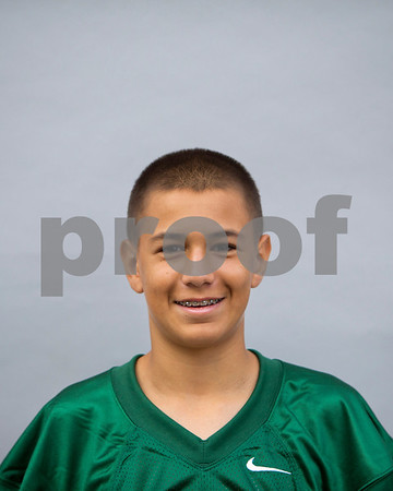 Frosh Football Program Photos