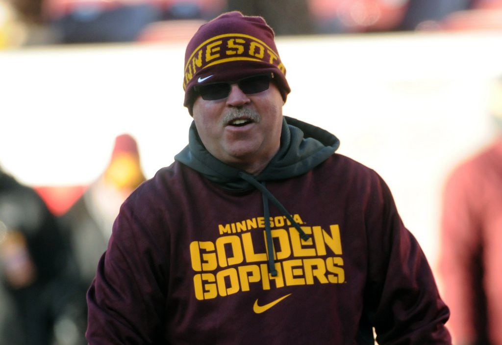 ". <p><b> The Minnesota Gophers learned Saturday that they will return for the second straight year to the Texas Bowl, where they will play � </b> <p> A. Syracuse <p> B. Texas Tech <p> C. A game nobody will watch <p><b><a href=\'http://www.twincities.com/gophers/ci_24682823/gophers-play-syracuse-texas-bowl\' target=""_blank\"">HUH?</a></b> <p>     (Pioneer Press: Scott Takushi)"