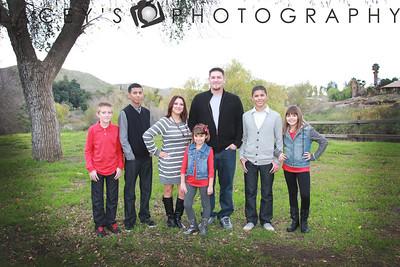 The Thomas Family