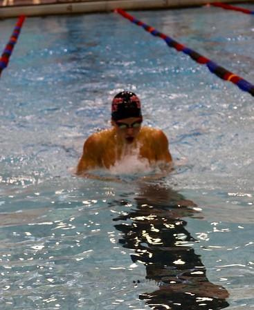 Boys Swimming & Diving
