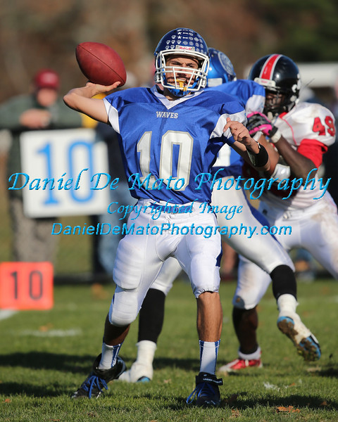 Riverhead vs Newfield Playoff game 11-16-13