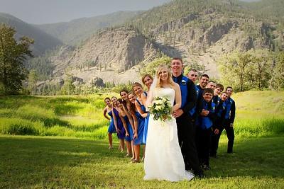 Jake and Lisa wedding