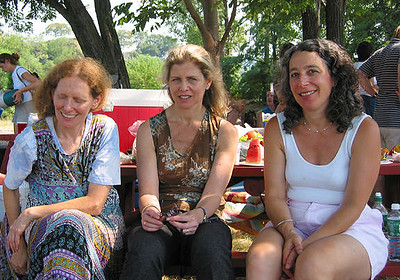 Ruth Susser, Linda Fredricks & Wendy Padawer
