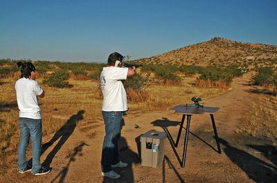 7 Aug 2005 - Rifle Shooting