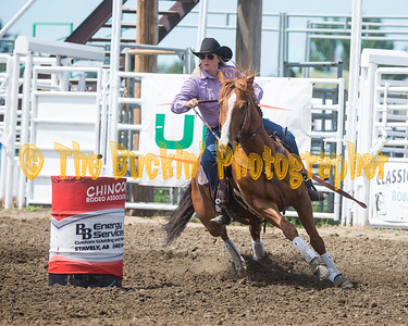 Raymond Slack 2019 Ladies Barrel Racing #1 to 20