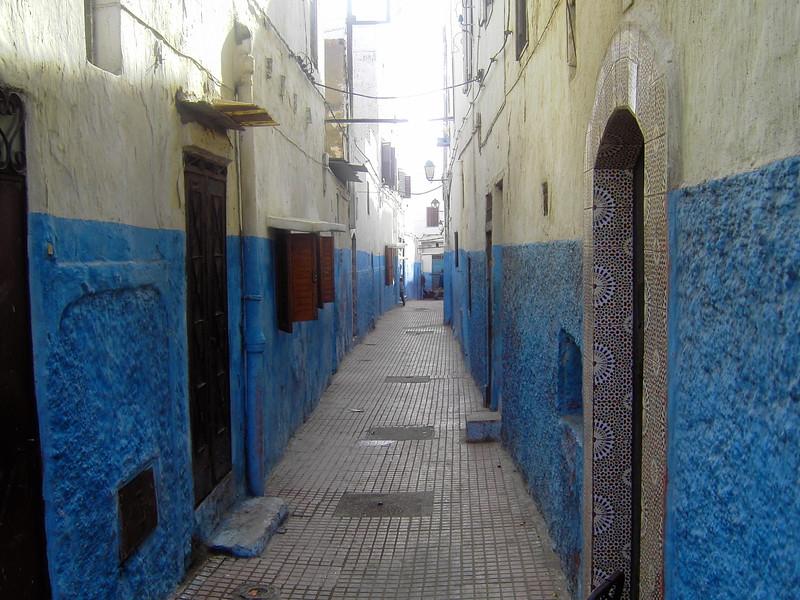 Narrow Street in the Medina