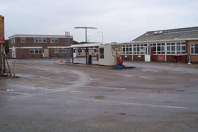 Barnfield Road Council Depot,Swindon 2005.