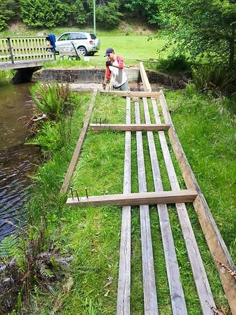 Ben and Colin Build a Bridge