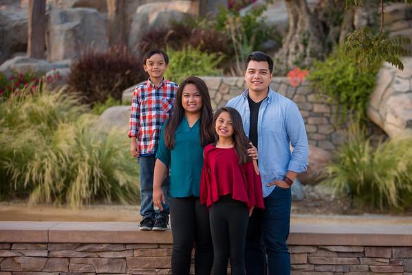 Allen Valerie & Family
