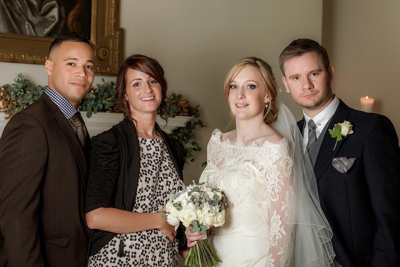 Harriett and Adam's beautiful Winter Wedding at Stubton Hall