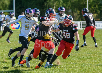 East Kilbride Pirates v Yorkshire Rams