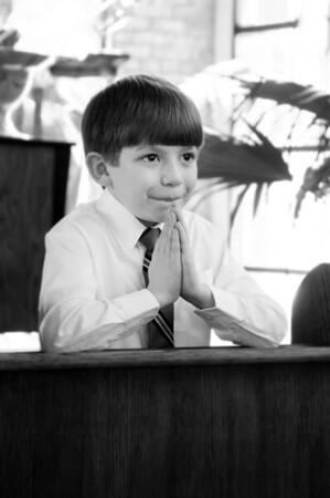 St. Thomas Communion Portraits 2012