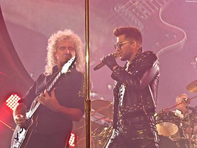 Queen and Adam Lambert Toronto 2, 7-28-14