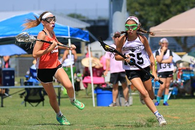 05/22/2016 Lax Maniax MS White vs. Orange Crush MS Elite