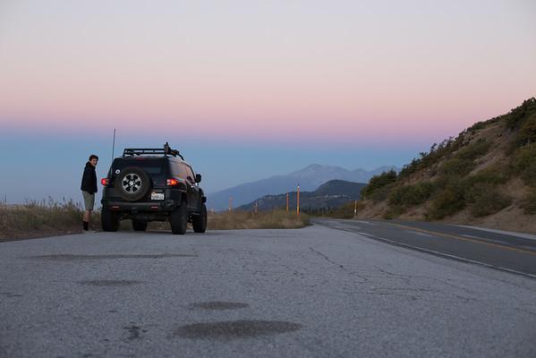 Big Bear Trail Run 10-11-14