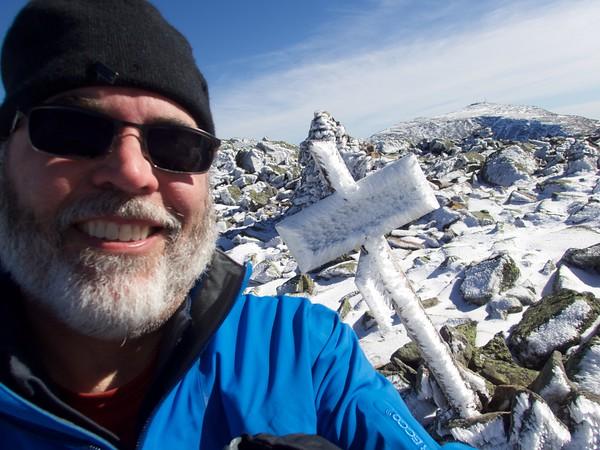 3/12/16 - Mt. Washington (6288), Mt. Clay, & Mt. Jefferson (5712)