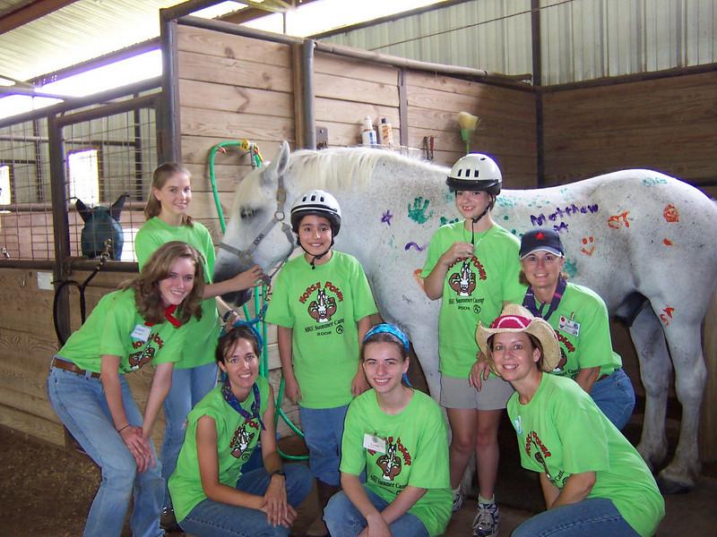 Hockley Summer Camp 2007