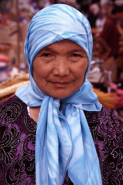 Hotan, Xinjiang, China 2004