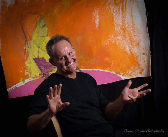 Brian Murphy ~ Artist