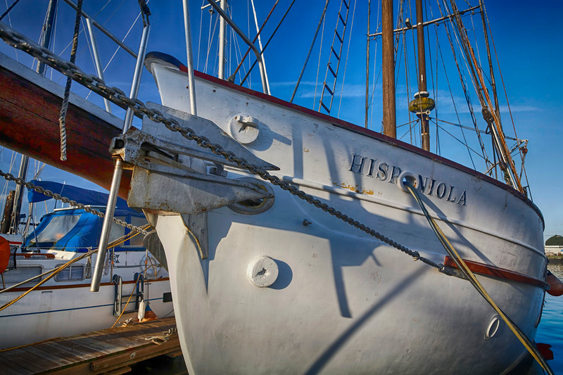 Moss Landing Harbor Monteray Bay, CA