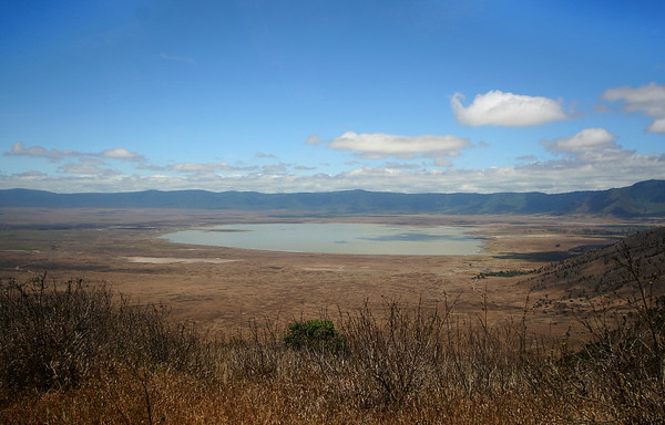 Ngorongoro Crater 2007