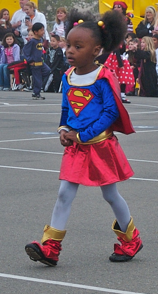 Zach Halloween Parade