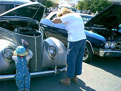 Myrtle Beach Car Show  March 2004