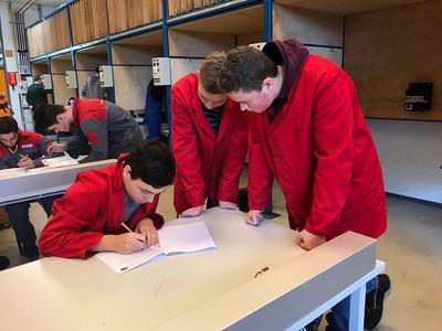 Techniek College Rotterdam - 14 februari 2018