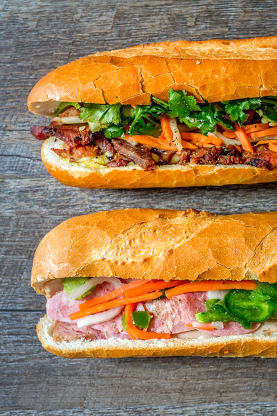 Banh Mí Sandwiches