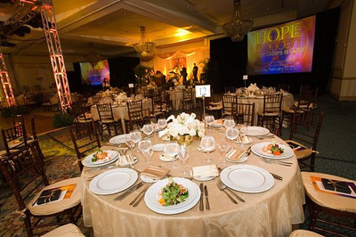 2007 Parkinson Foundation 50th Gala for Hope