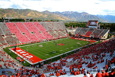 University of Utah vs Northern Colorado 2012