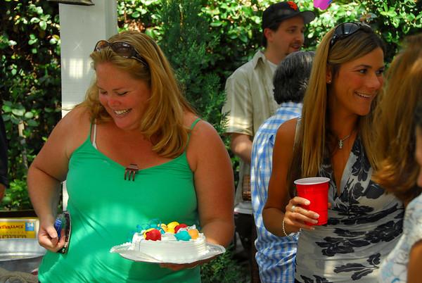2007/08/25 - Brayden's 1st Birthday