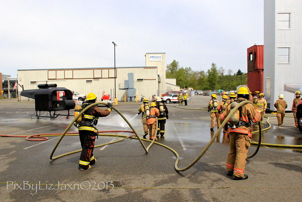 BATES FIRE TRAINING