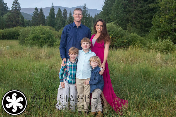 Breckenridge Family Photos - Boreas Pass - Dotson