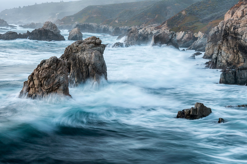 Big Sur Sea Stacks