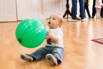 Judah's 1st Birthday (2017)