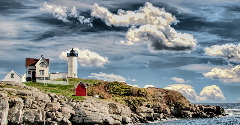 Numble LIghthouse