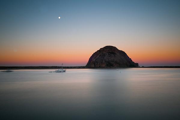 Morro Bay & Santa Cruz