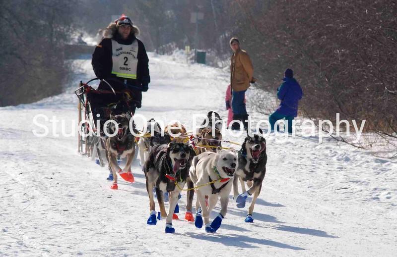 Beargrease Sled Dog Race