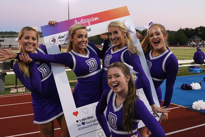 Homecoming Football game and events