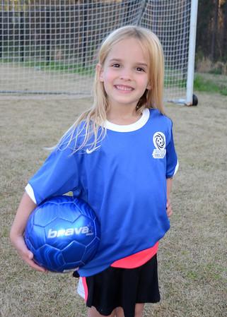 Chris BYSA Soccer Spring 2014