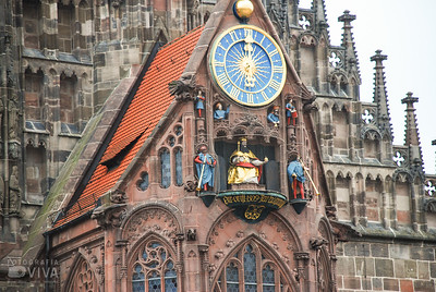 Ansbach y Nuremberg