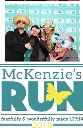 McKenzie's Run 2018