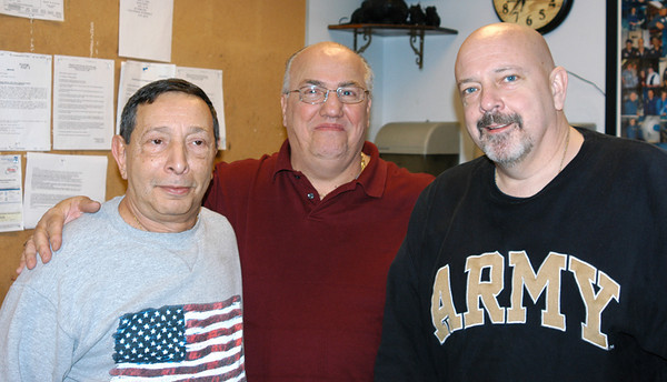 2009-12-08 Nightside Retirement Party