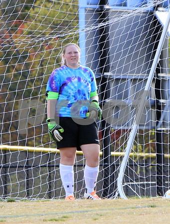 Blair @ Clarksburg Var Girls Soccer 2015